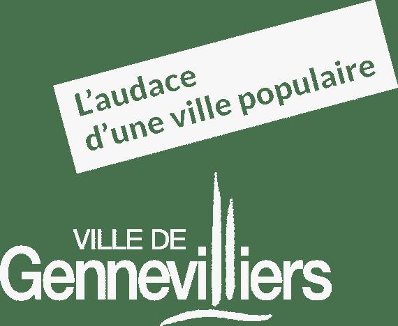 LOGO GENNEVILLIERS